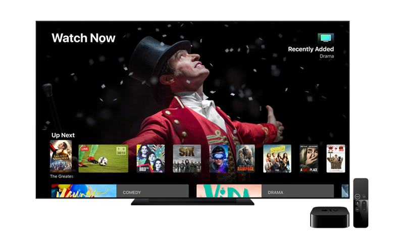 Apple TV 4K for business