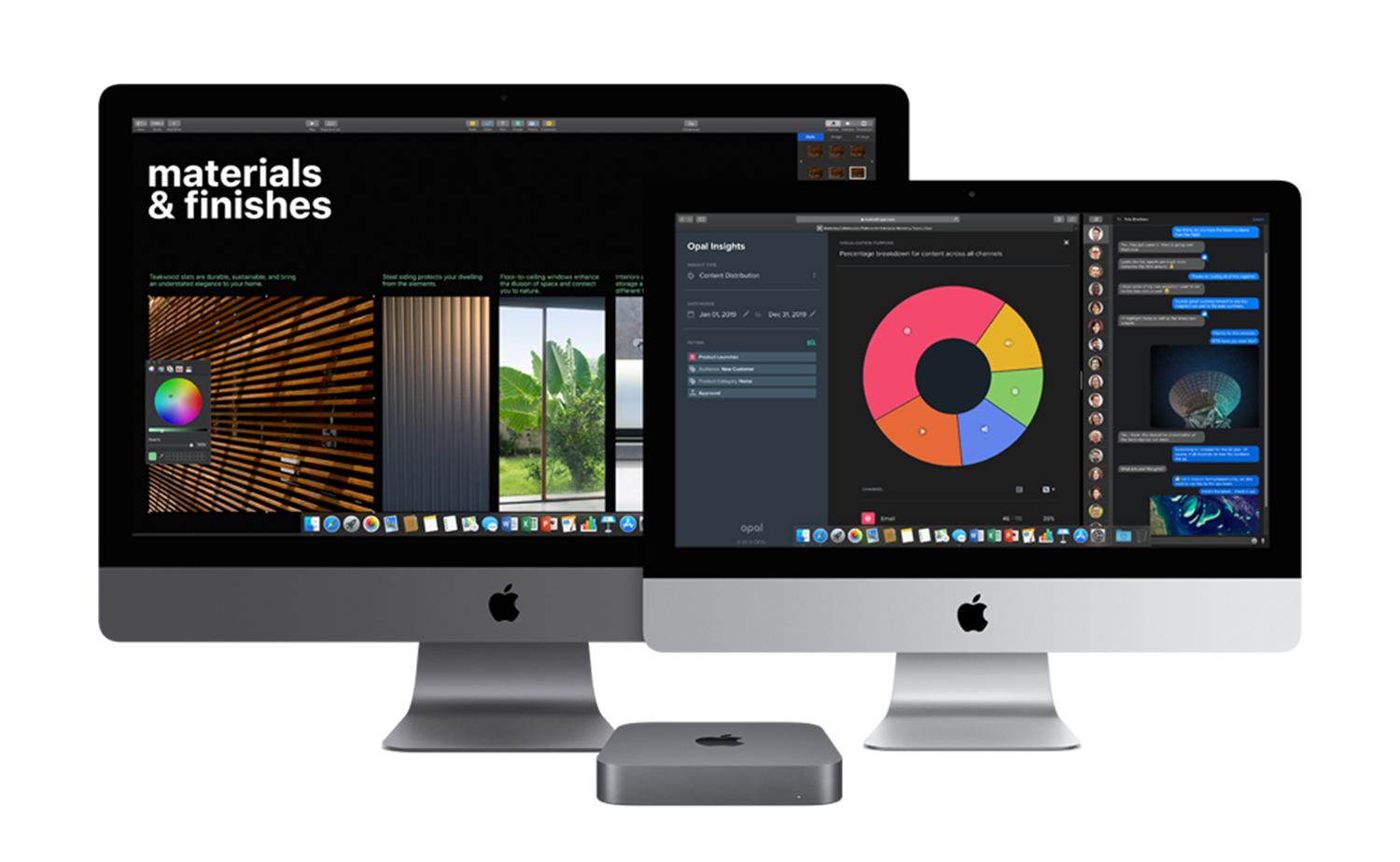 Mac Desktop for business