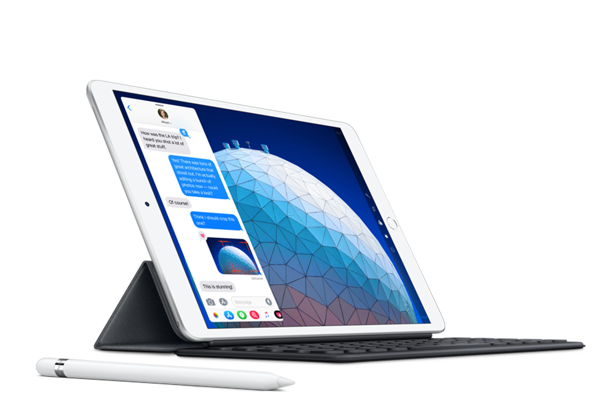 iPad Air for business