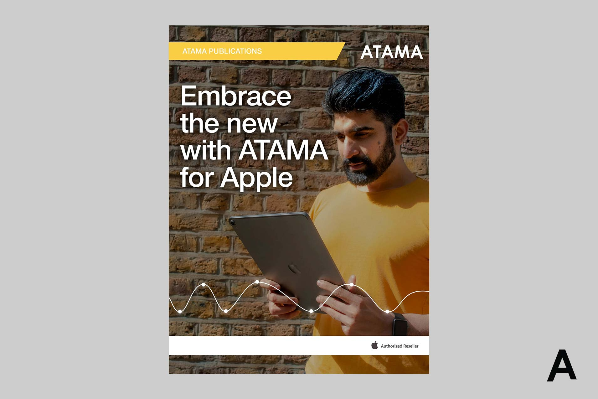 Embrace the new with ATAMA for Apple